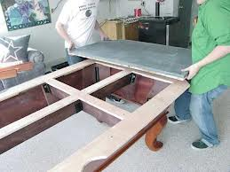 Pool table moves in Baltimore Maryland
