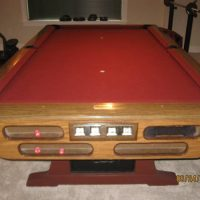 Brunswick Wellington Pool Table