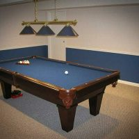 Beautiful Legacy 8' Pool Table