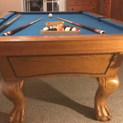 Olhausen Provincial 8' Pool Table